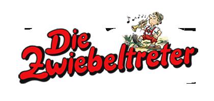 Logo der Partyband Die Zwiebeltreter